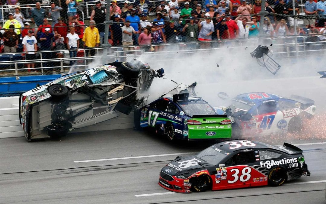 NASCAR's Workplace Safety Nightmares Aren't What You'd Think