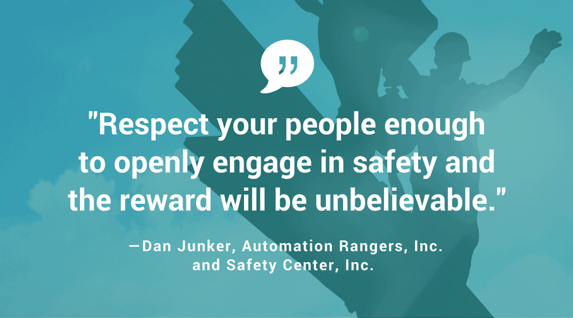 Empower your people to be safe