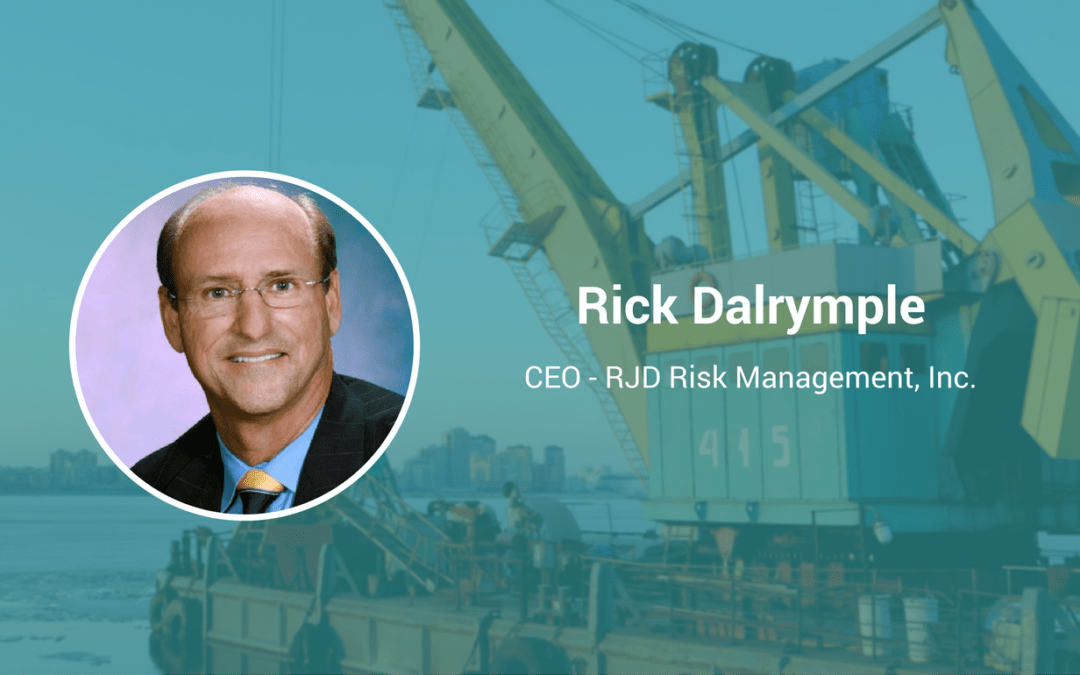 Rick Dalrymple ireport blog