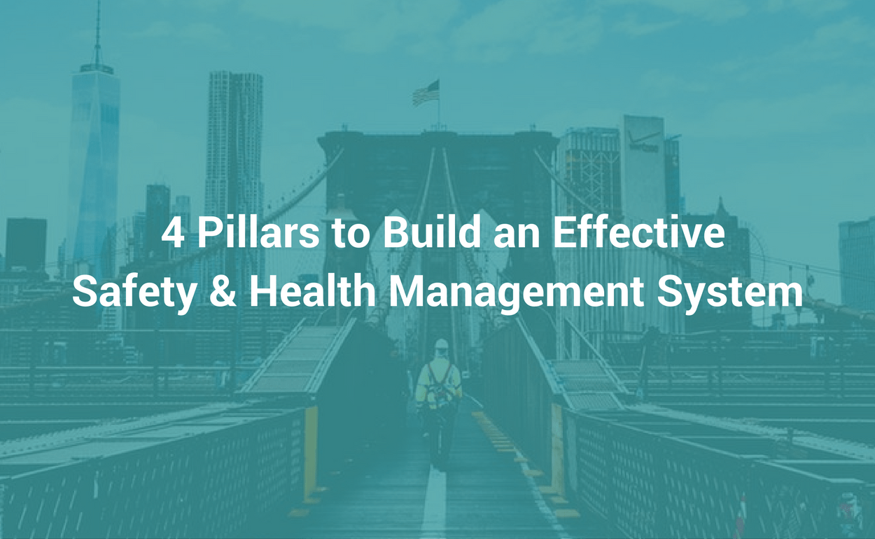 4 Foundational Pillars For Your Safety Program
