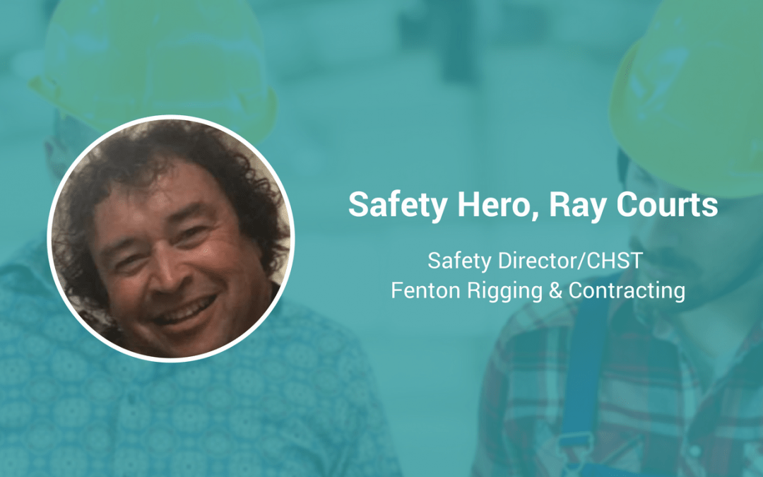 Safety Hero Ray Courts leads with his heart ireportsource blog