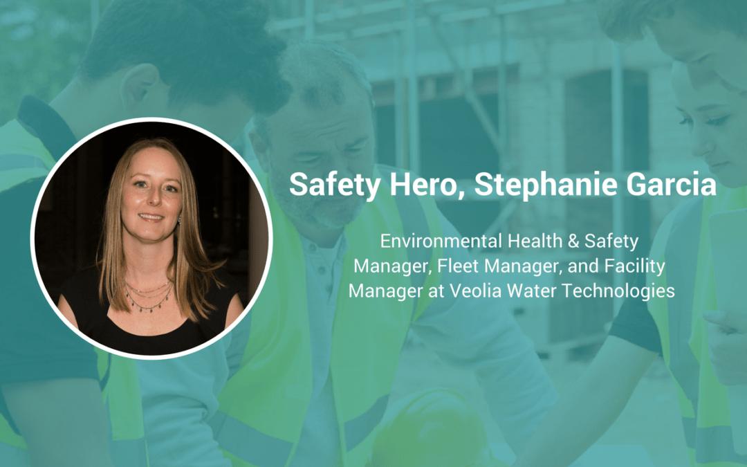 Safety Hero Stephanie Garcia