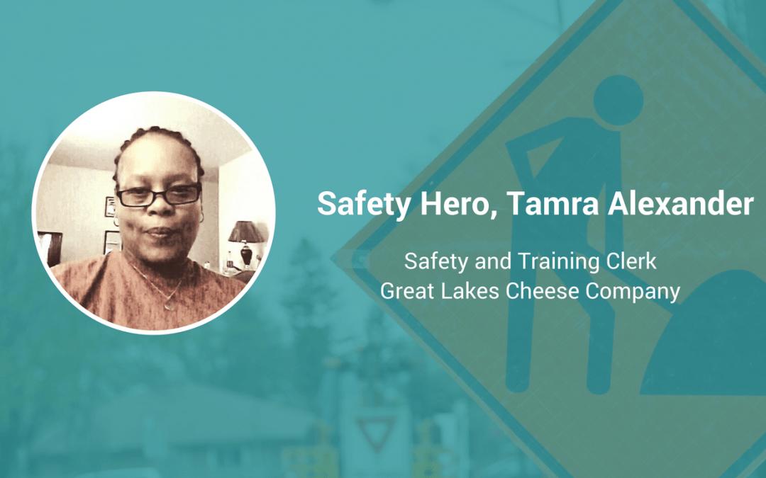 Safety Hero, Tamra Alexander ireportsource