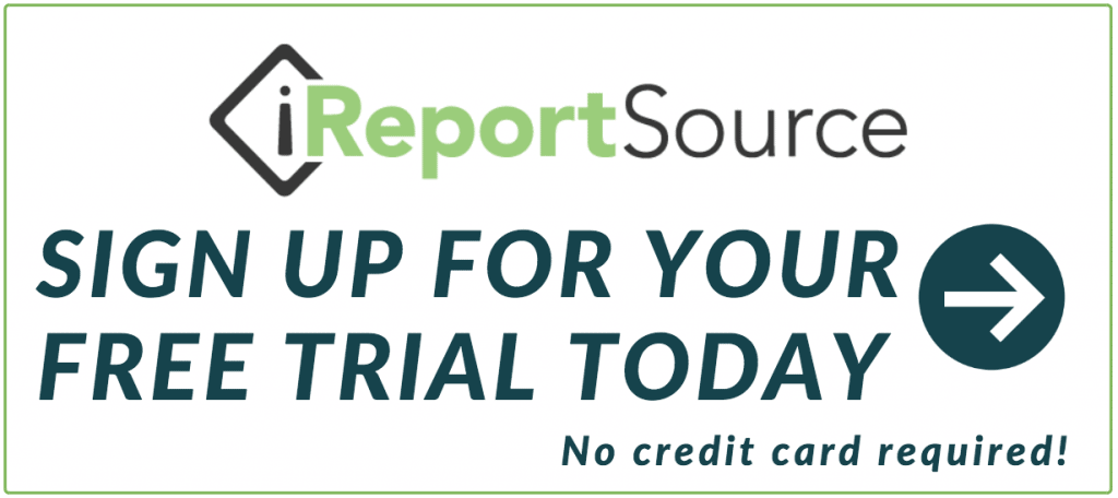 ireportsource free trial today blog post