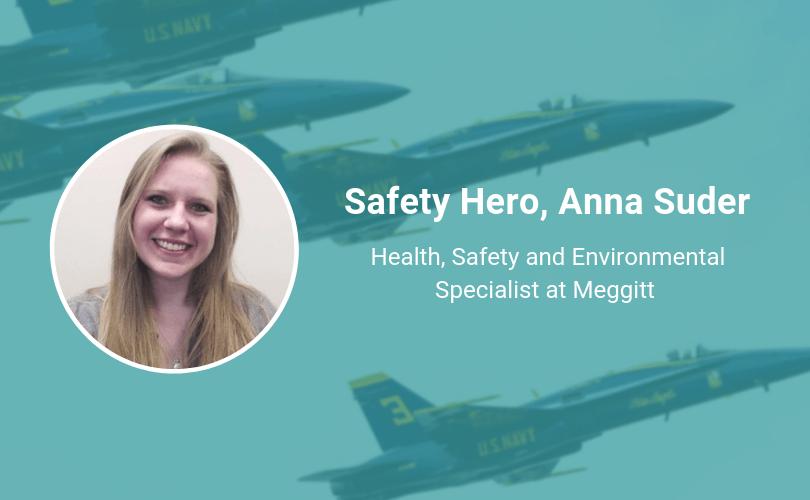 Anna Suder ireportsource safety hero