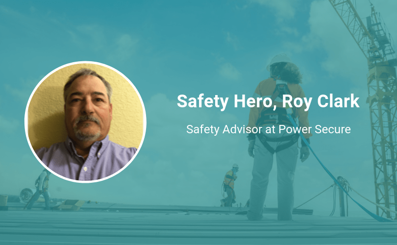 ireportsource Safety Hero Roy Clark