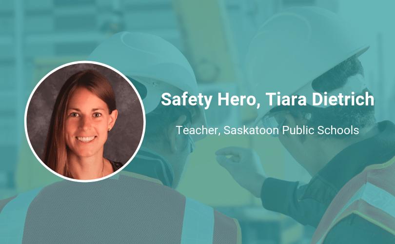 ireportsource safety hero Tiara Dietrich