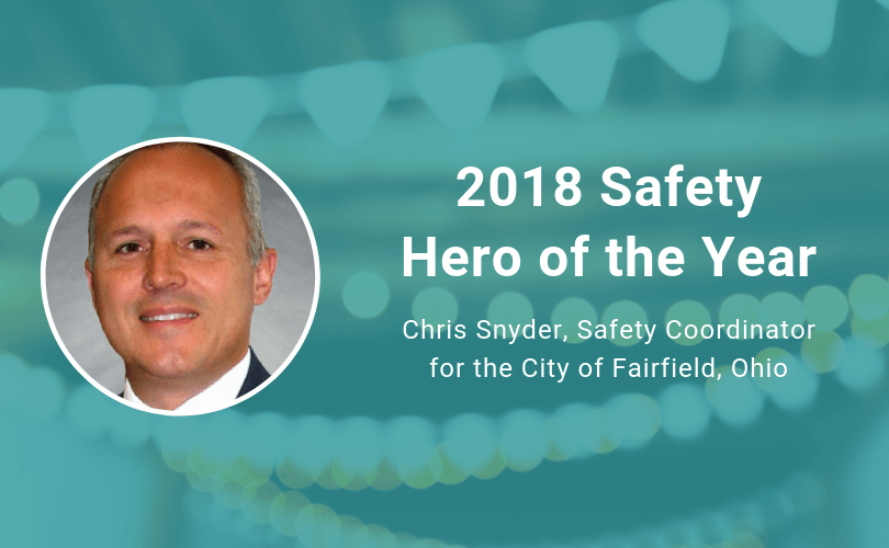 iReportSource Safety Hero of the Year