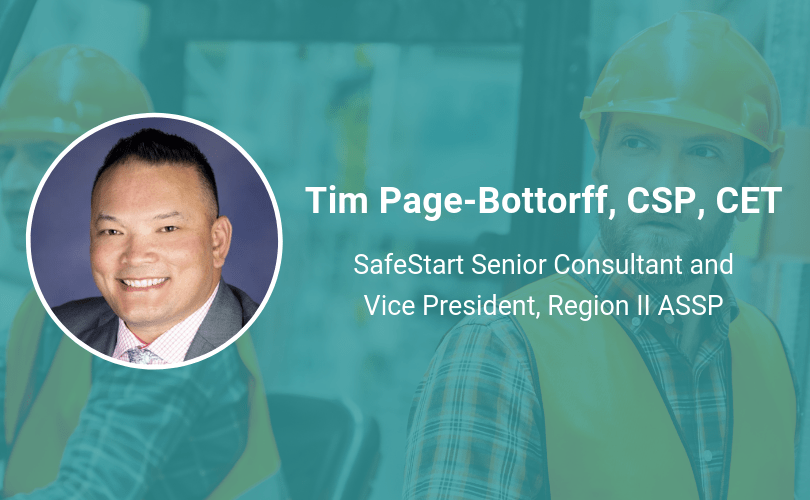 Tim Page-Bottorff, CSP, CET