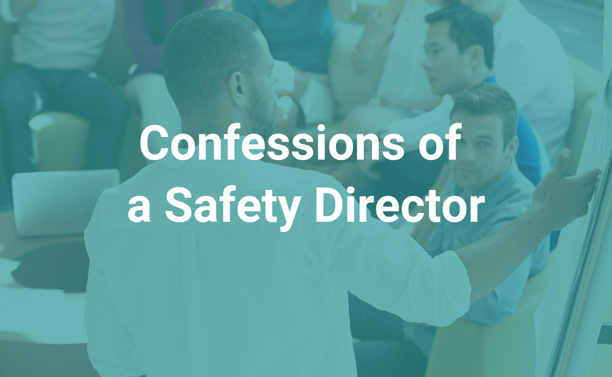 Confessions of a Safety Director iReportSource blog
