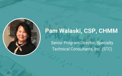 Pam Walaski, CSP, CHMM