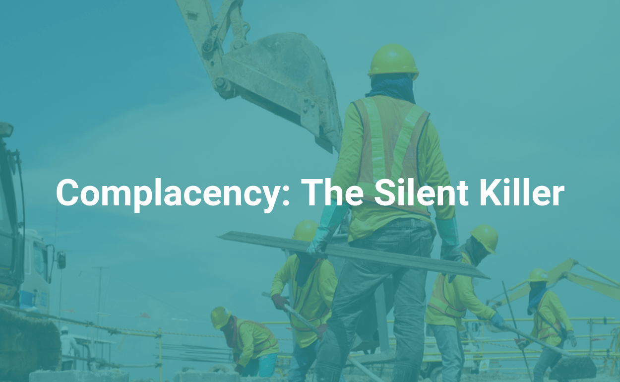 complacency in the workplace is a silent killer ireportsource blog