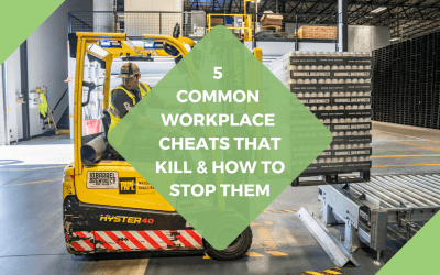 5 Common Workplace Cheats That Kill & How to Stop Them