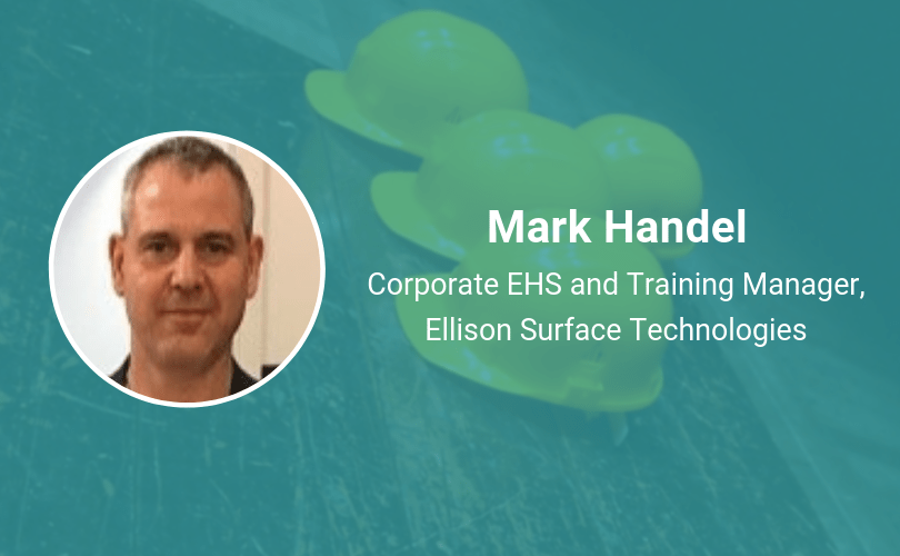 ireportsource safety hero mark handel EHS and training manager