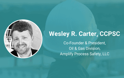Wesley R. Carter, CCPSC