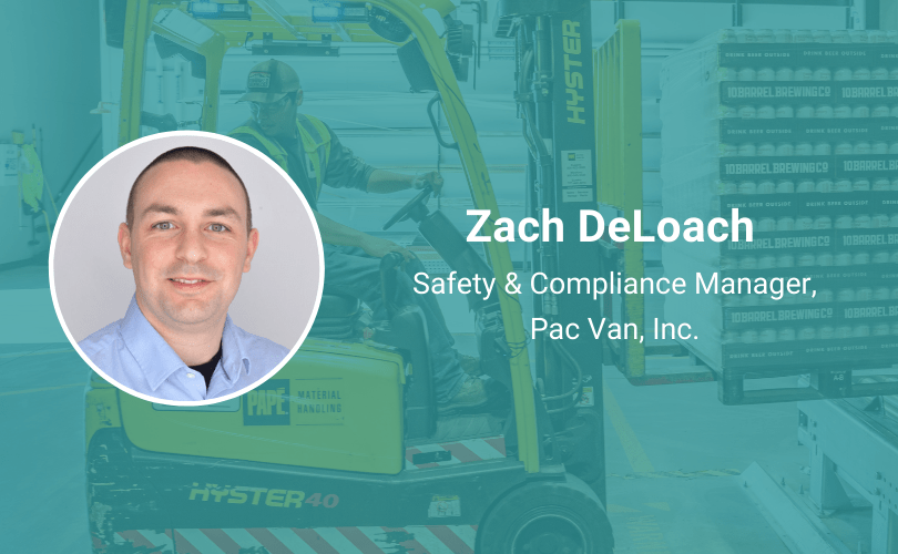 zach DeLoach ireportsource safety hero