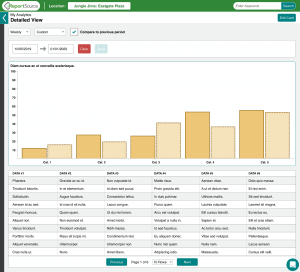Create Reports that help you identify safety trends