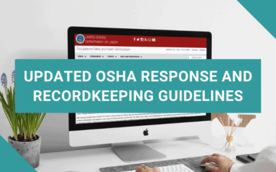104: COVID-19 – Updated OSHA Response and Recordkeeping Guidelines