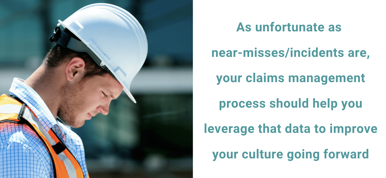 you should leverage near miss data to improve safety