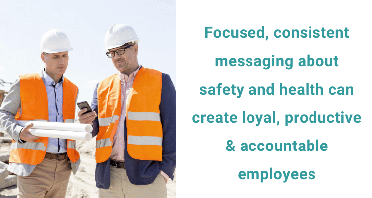 consistent communication drives loyal employees