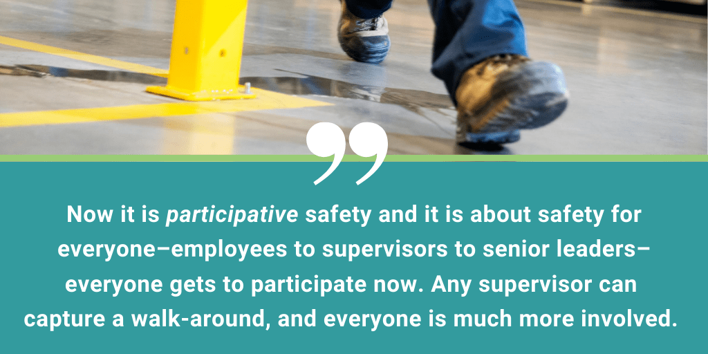 participatory and proactive safety at Rudolph foods