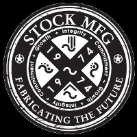 stock manufacturing logo
